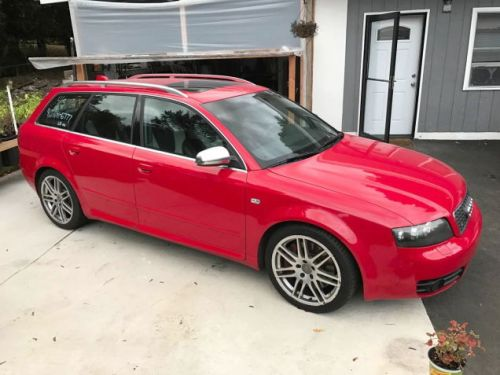 At $5,000, Could This 'Work Needing' 2004 Audi S4 Avant Still Work for You?
