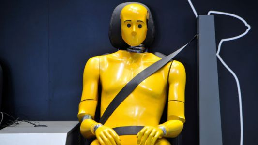 Women Are Dying in Car Accidents Because The Only Female Crash Test Dummy Weighs 110 Lbs