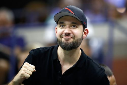 Serena Williams' Reddit co-founder husband Alexis Ohanian slams controversial 'angry baby' cartoon for being 'racist and misogynistic'