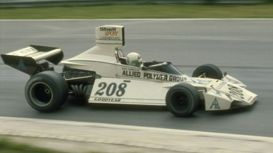 Lella Lombardi is the Only Woman to Ever Score Points in Formula One