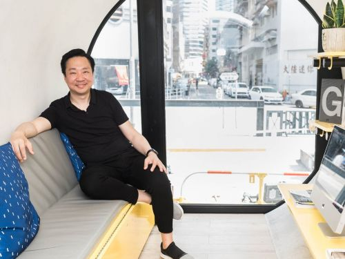 A Hong Kong architect thinks 'tube homes' made from concrete pipes can be a solution to the world's housing crisis