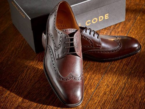 2 former Clarks and Allen Edmonds employees left their jobs and launched a startup that makes luxury dress shoes the average guy can afford - all under $250