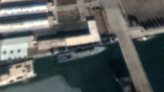 Is This North Korea's 'Human Torpedo' Suicide Sub?