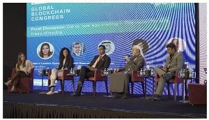 Global Blockchain Congress is taking place from June 21-22, 2021