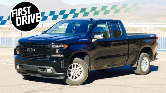 The Four Cylinder 2019 Chevrolet Silverado Feels Strong Enough But It May Be a Hard Sell