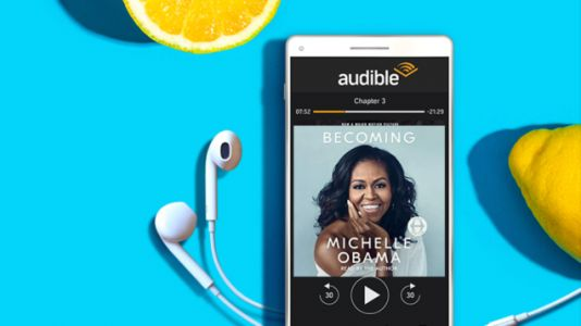 You Can Get 3 Months of Audible For Only $15
