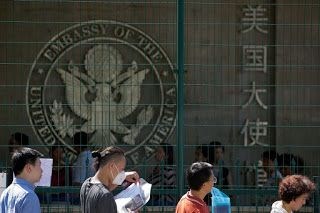 U.S. to Restrict Visas for Chinese Officials Linked to Abuse of Muslim Minorities