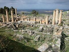 Ancient cultural areas in Libya face damage
