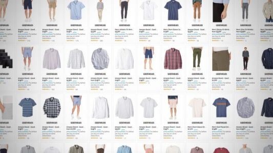 Fill Your Closet With Affordable Basics From Amazon's One Day Menswear Sale