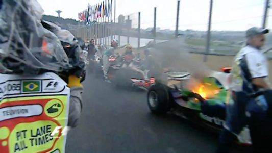 Re-Watch the Greatest F1 Race of a Generation, the 2008 Brazilian Grand Prix