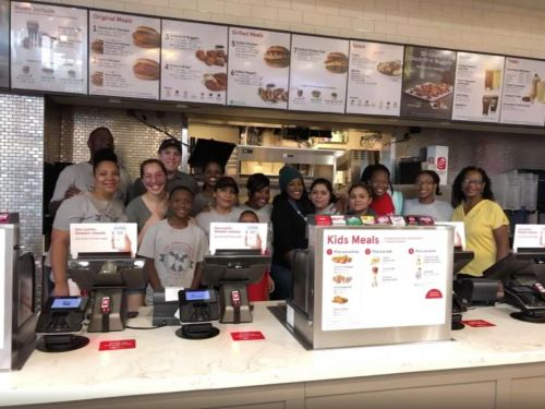 Chick-fil-A broke from tradition and opened on a Sunday in the midst of Hurricane Florence - and there's an incredible backstory