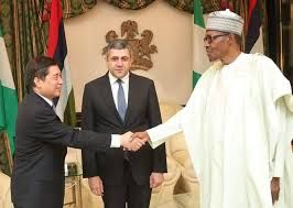 Nigerian President receives the UNWTO Secretary-General in Abuja