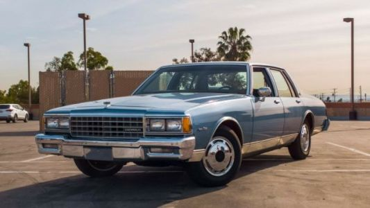 The Perfect Chevrolet Caprice Is Up For Sale