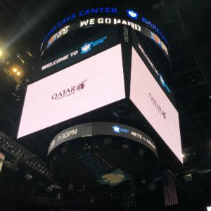 Qatar Airways Becomes Official Global Airline Partner of the Brooklyn Nets and Barclays Center