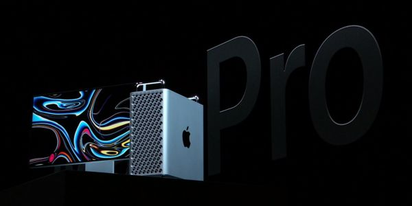 Apple ends a six-year drought for the Mac Pro with an insanely powerful, redesigned new model that starts at $5,999