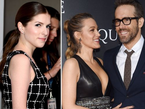 Anna Kendrick revealed why she thinks Blake Lively and Ryan Reynolds are 'sinfully good together'
