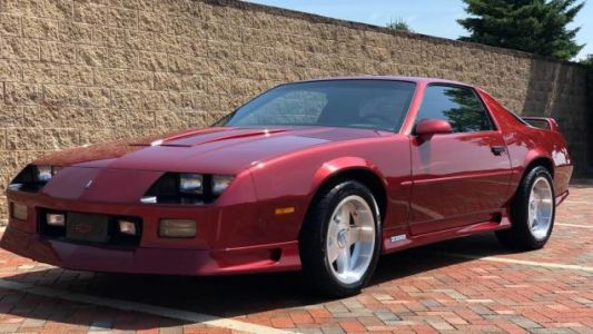 At $20,000, Is This Remarkably Low-Mileage 1991 Chevy Camaro Z28 A Bitchin' Deal?