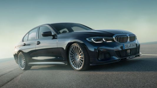 How The Mythical Alpina B3's Specs Compare To A BMW M3 And M340i