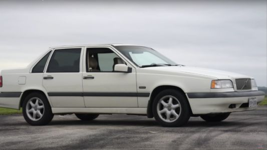The Volvo 850 Is Forgettable to Everyone But Me