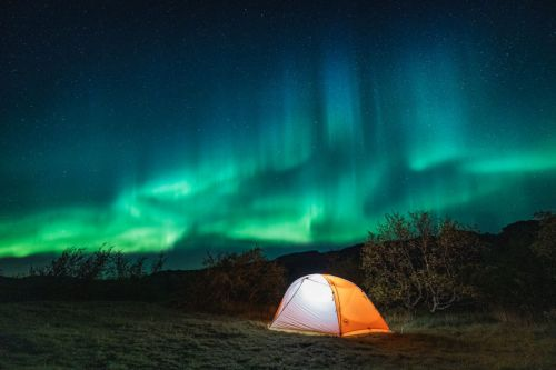 How To Find & Photograph The Northern Lights