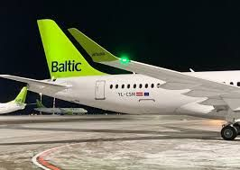 AirBaltic Receives 14th Airbus A220-300, Completes Deliveries for 2018