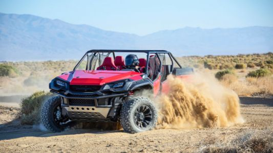 This Honda Ridgeline Dune Buggy Proves That The Ridgeline Is More Hardcore Than You Think