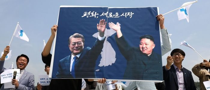 North and South Korea agree to hold temporary reunions of war-torn families