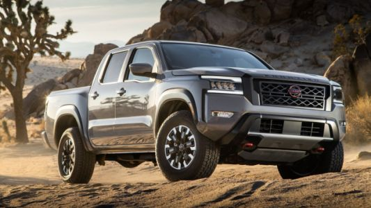 The Radically Redesigned 2022 Nissan Frontier Is Only About 5 Inches Longer Despite Looking Huge