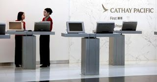 Cathay Pacific ticket mistake: First-class for $675