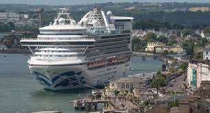 Cork experienced major expansion in cruise tourism