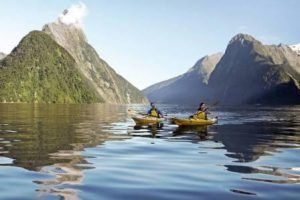 Tourism in New Zealand supports 216,000 tourism jobs