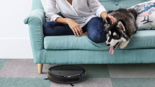 Here's a Great Deal on a Eufy Robotic Vacuum