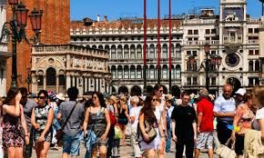 Venice proposes tax to save its soul