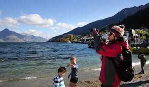 Chinese tourists panic on visiting New Zealand