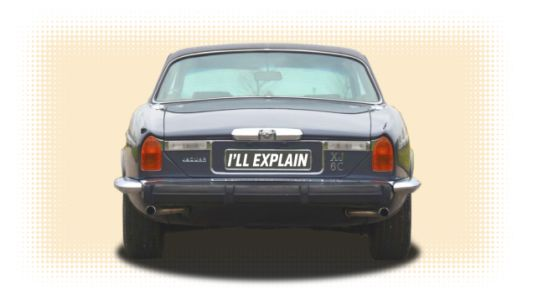 This Post About Jaguar Taillights Is So Obscure And Geeky I Can't Believe We're Running It