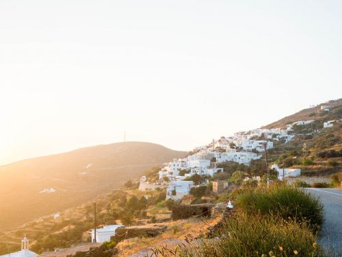 Forget Mykonos and Santorini. I found a little-known island in Greece that's twice as beautiful and half the price