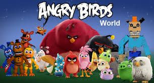World's First ANGRY BIRDS WORLD entertainment park opens in Qatar