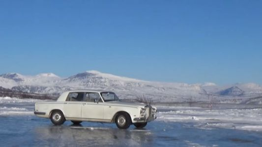 You Should Drive A Vintage Rolls Royce To The Arctic Circle, Just Because You Can