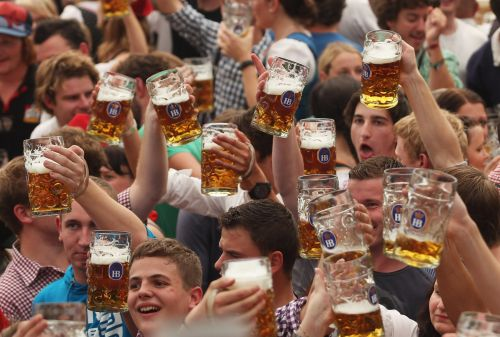 50 epic photos from Oktoberfest that prove it's one of the most misunderstood celebrations in the world