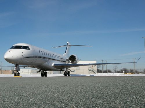 A businessman is selling his brand-new Bombardier Global 7500 for $70 million, the only one on the market. Take a look inside the 3-month-old jet
