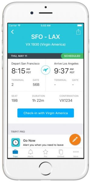 Tales from the Sky: Business Travelers on TripIt Pro