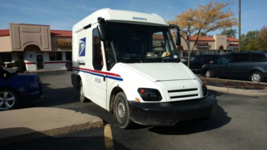 Mahindra Plans Autonomous USPS Mail Truck Tests in Michigan