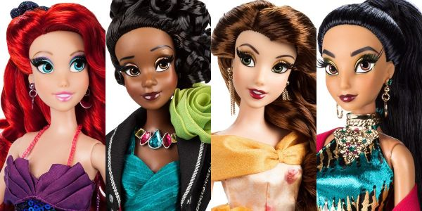 Disney is selling 6 high-end, limited edition princess dolls this holiday - here they all are