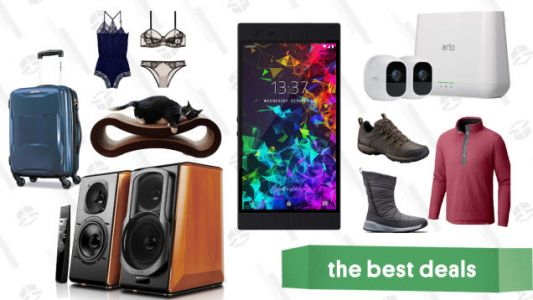 Friday's Best Deals: Anthropologie, Edifier Speakers, Nike, Underwear, and More
