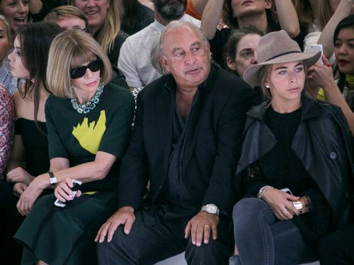 Topshop billionaire exec Philip Green accused of sexual misconduct