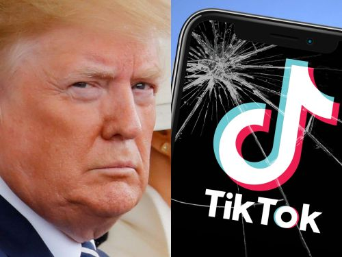 TikTok threatens to sue the Trump administration over the executive order barring US firms from doing business with its parent