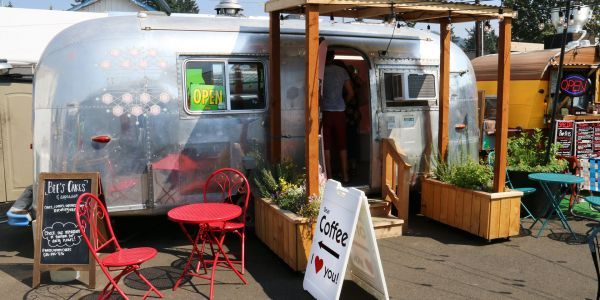 Street Eats: A Guide to Portland's Food Cart Pods