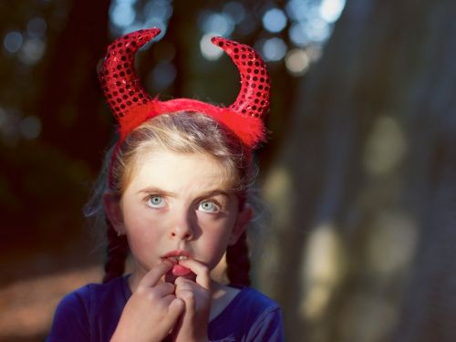 11 creepy things kids have said to their parents that will make you shudder