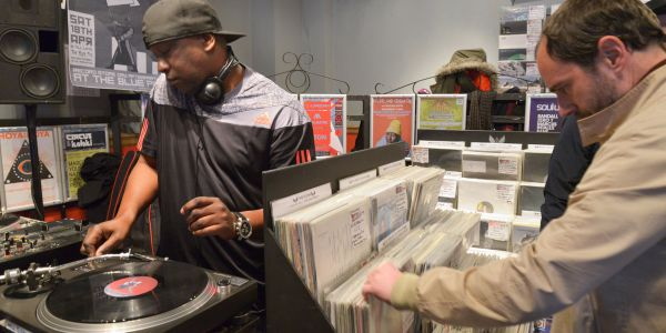 Find Record Store Heaven in 7 Manchester Shops