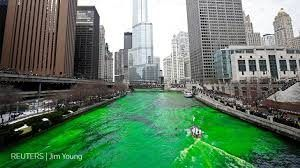 Many famous sites globally to go green to mark St. Patrick's Day